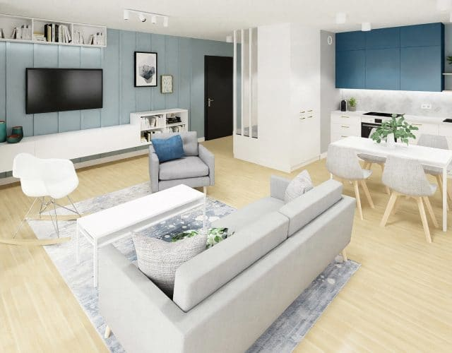 Mieszkanie 91m2