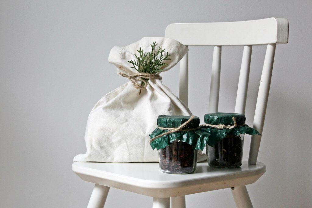 Pakowanie prezentów eko eco
