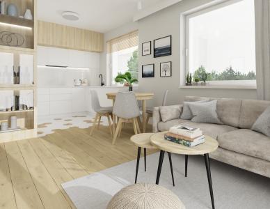 Mieszkanie 60 m2