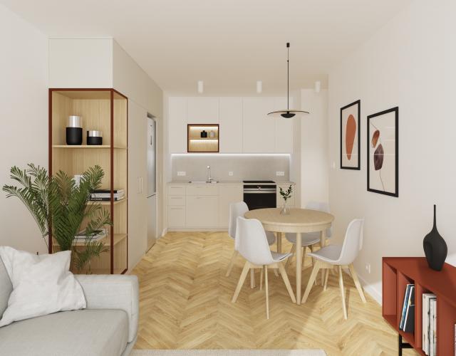 Mieszkania 50m2